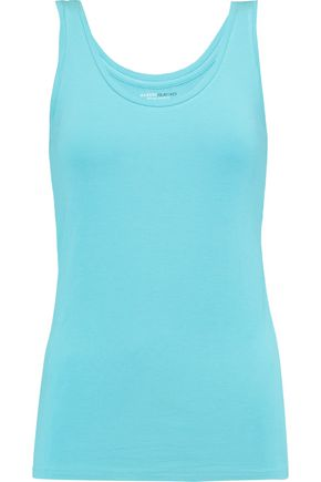 MAJESTIC FILATURES Stretch-jersey top