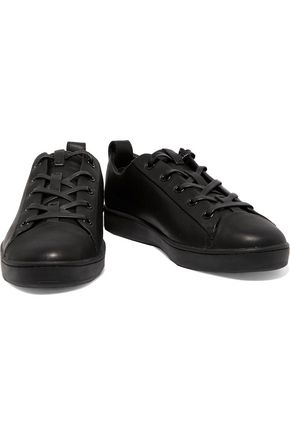 DKNY Brayden leather sneakers