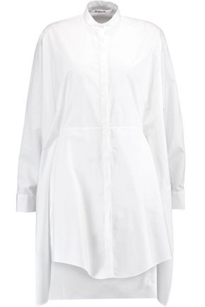 CHALAYAN Layered cotton tunic