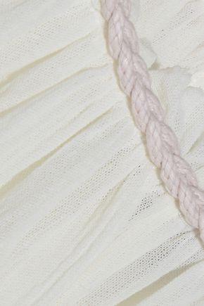 ISABEL MARANT Good cotton-gauze top