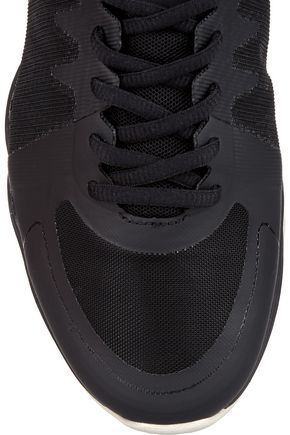 NIKE Dual Fusion TR 3 mesh and neoprene sneakers