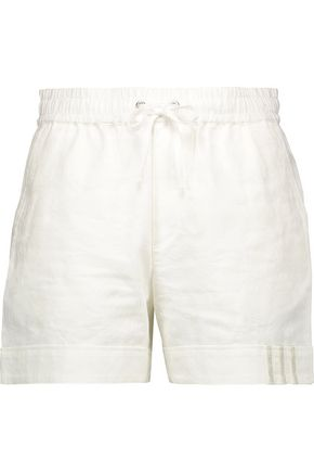 Y-3 + adidas Originals cotton-jacquard shorts