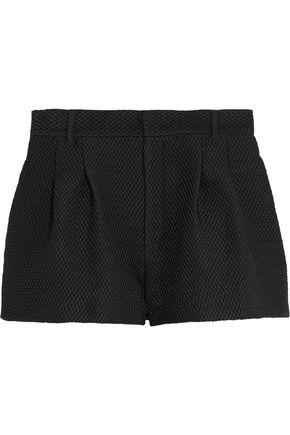 REDValentino Cloqué shorts