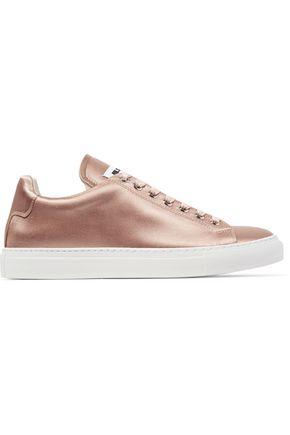 JIL SANDER Satin sneakers