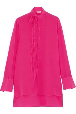 VALENTINO Silk crepe de chine blouse