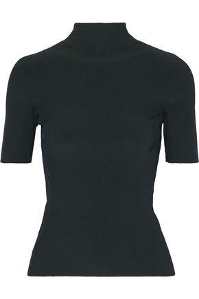Brigitte ribbed-knit turtleneck sweater