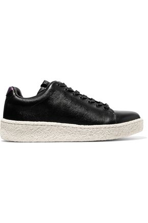 EYTYS Textured-leather sneakers