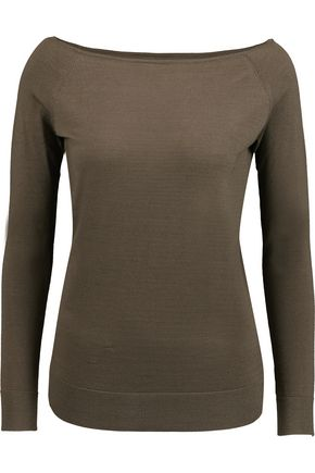 THEORY Ebliss wool top
