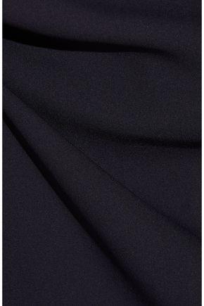 THEORY Silk-twill blouse