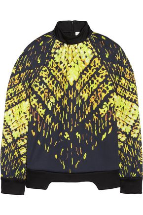 PETER PILOTTO Nikolett printed stretch-ponte top
