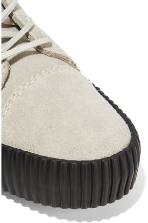 ALEXANDER WANG Perry suede sneakers