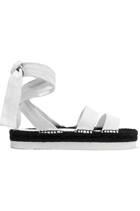 PALOMA BARCELÓ Ambra leather espadrille sandals
