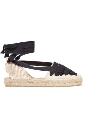 CASTAÑER Patty canvas espadrilles