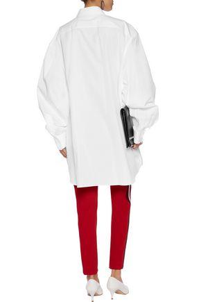 JIL SANDER Claudia oversized cotton shirt