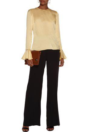 ROKSANDA Saba silk-jacquard top