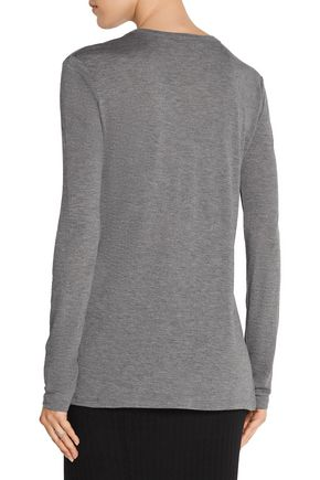 T by ALEXANDER WANG Classic jersey top