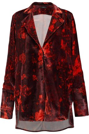 ELLERY Mona Lisa velvet top