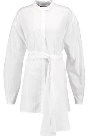 ELLERY Veronica cotton-poplin shirt