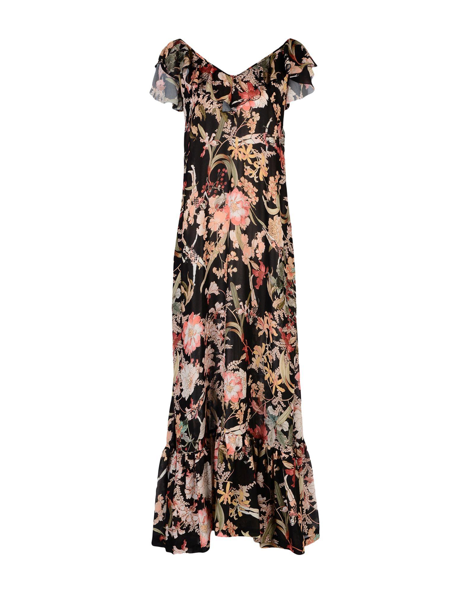 I'M ISOLA MARRAS Длинное платье clio peppiatt длинное платье