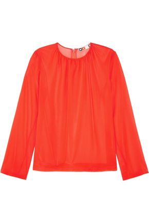 MSGM Voile top