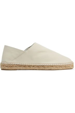 VINCE. Rachael leather espadrilles
