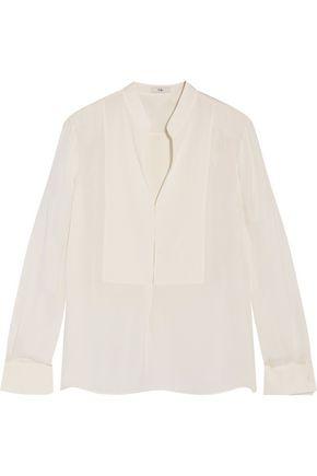 TIBI Silk blouse