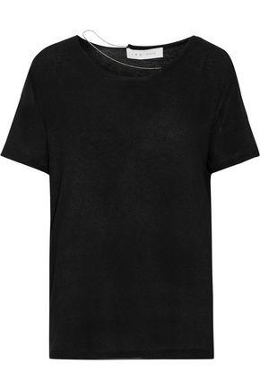 IRO Embellished jersey T-shirt