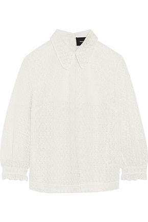 SIMONE ROCHA Broderie anglaise blouse