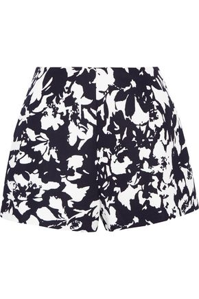 ALEXIS Carrie printed twill shorts