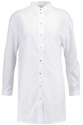 VICTORIA, VICTORIA BECKHAM Oversized cotton-poplin shirt