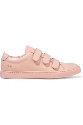 WOMAN by COMMON PROJECTS Achilles Three Strap leather sneakers