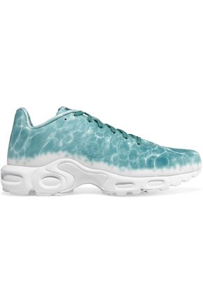 NIKE Air Max Plus Fuse GPS shell sneakers