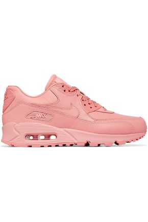 NIKE Tier Zero Air Max 90 leather sneakers