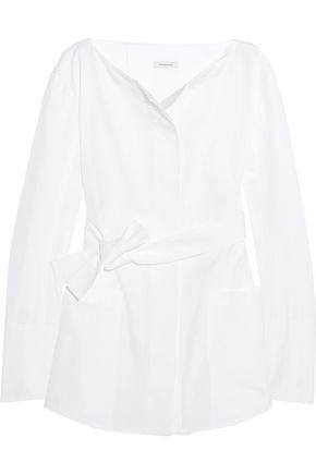 PROTAGONIST Cotton-poplin tunic