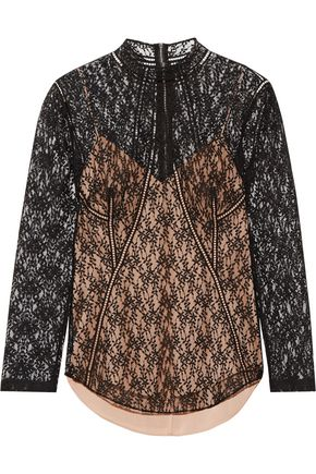 ALEXANDER WANG Lace top