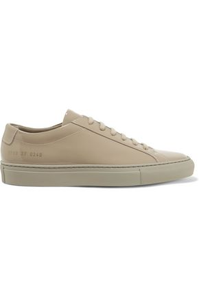 WOMAN by COMMON PROJECTS Original Achilles patent-leather sneakers