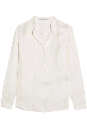 STELLA McCARTNEY Eva embroidered silk blouse