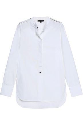 BELSTAFF Ashmere cotton-poplin shirt