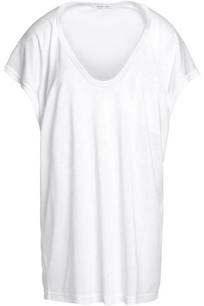 HELMUT LANG Pima cotton and modal-blend jersey T-shirt