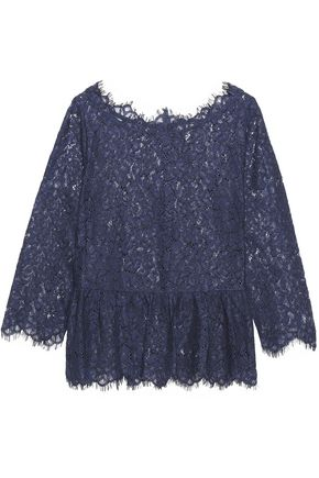 JOIE Koda corded lace top