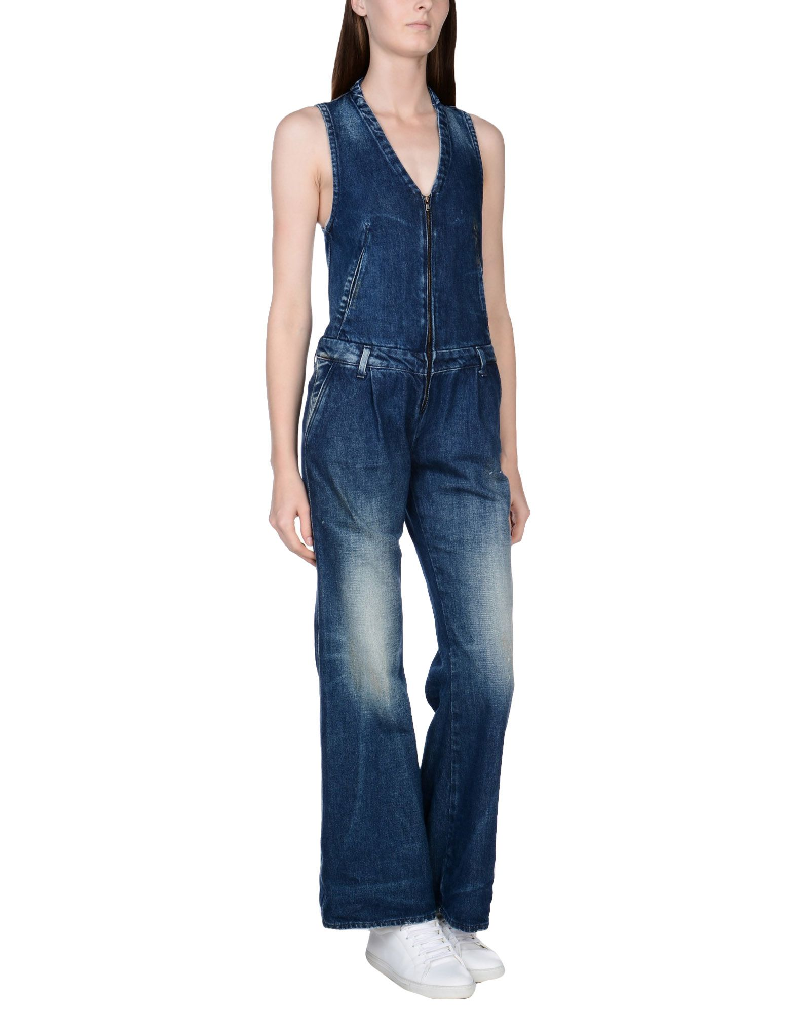 MELTIN POT KLSH Комбинезоны без бретелей джинсы meltin pot джинсы