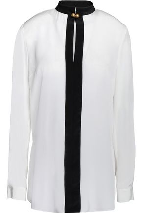VIONNET Silk blouse