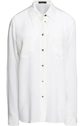 KATE MOSS EQUIPMENT Silk-chiffon blouse