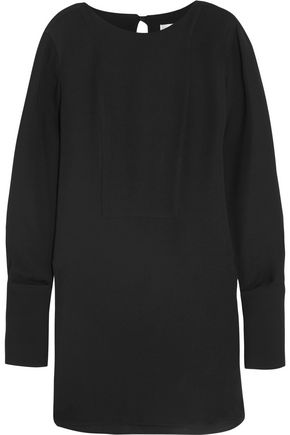 MAX MARA Silk crepe de chine blouse