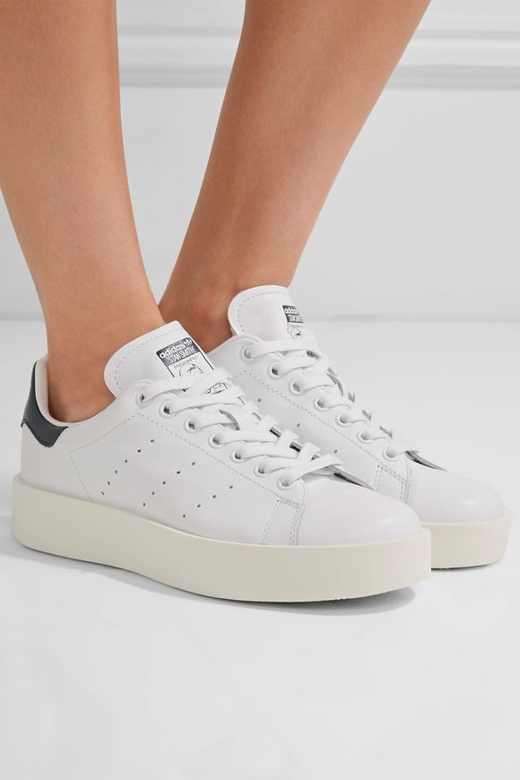 adidas platform stan smith