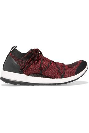 ADIDAS by STELLA McCARTNEY Pureboost stretch-knit sneakers