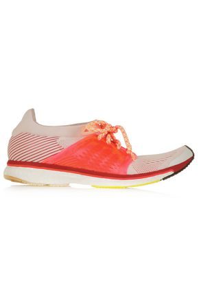 ADIDAS by STELLA McCARTNEY Boost stretch-mesh sneakers