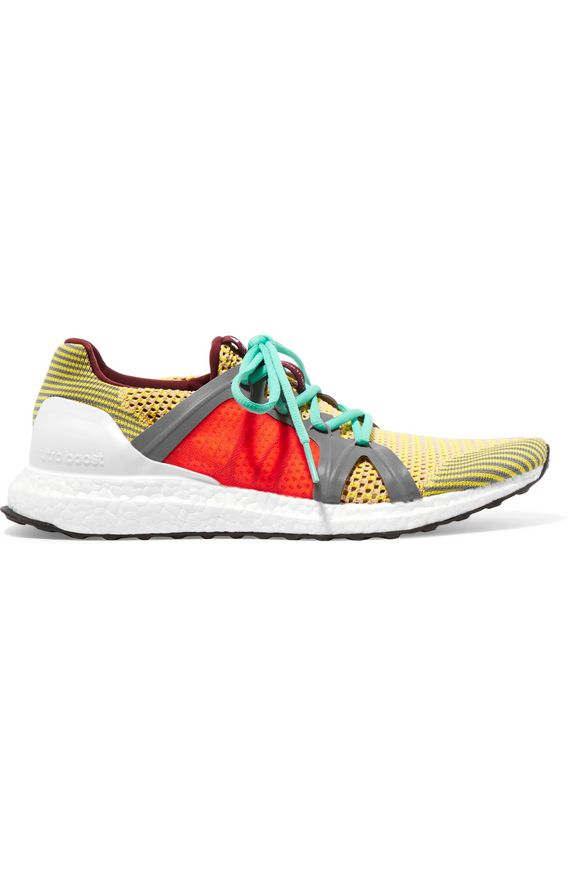 6c59d6f8556c ADIDAS by STELLA McCARTNEY Ultra Boost stretch-mesh sneakers