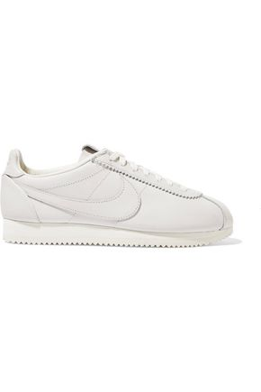 NIKE Classic Cortez Premium leather sneakers