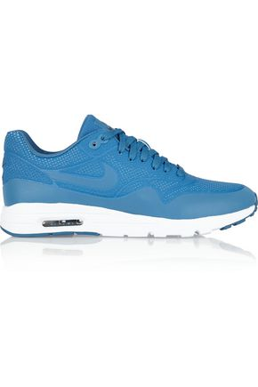 NIKE Air Max 1 Ultra Moire faux suede sneakers